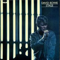 David Bowie - Stage - (Like New, First Pressing)